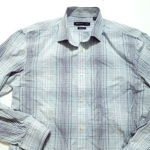 John Varvatos Regular Fit Dress Casual Shirt